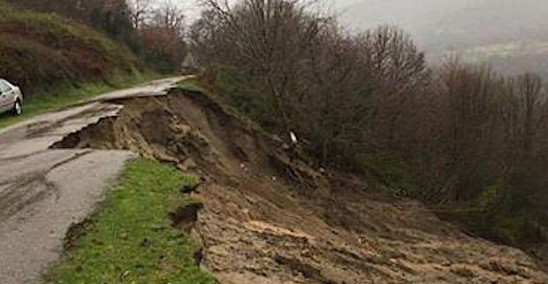 Reconnaissance de l'état de catastrophe naturelle pour 13 communes de Corse-du-Sud