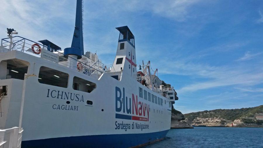 Les liaisons maritimes entre Corse et Sardaigne se renforcent : La  Blu Navy reprend ses rotations