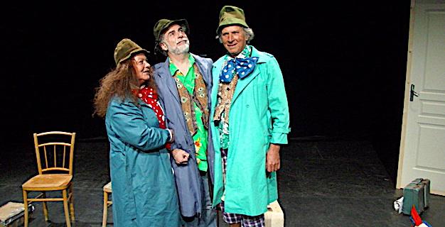 E Teatrale di Bastia : Les clowns ne rigolent pas tous les jours !