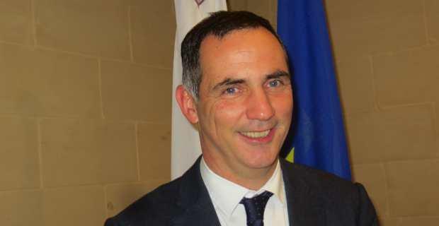 Le président de l'Exécutif corse, Gilles Simeoni, élu président de la Commission des îles de la CRPM (Conférence des régions périphériques maritimes) qui se tient à Gozo.