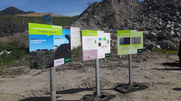 La première bioplateforme de Corse sera construite à Viggianello