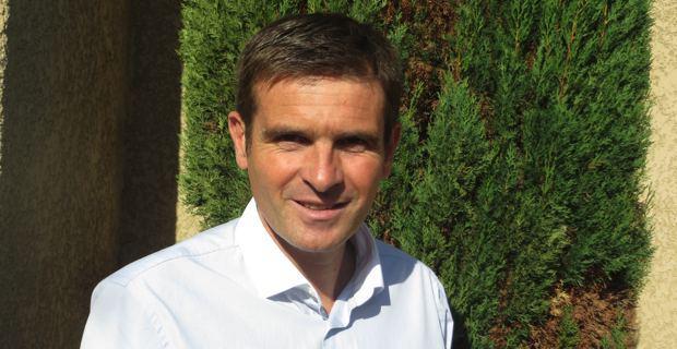 Jean-Martin Mondoloni, leader de la « Nouvelle Corse » et conseiller territorial du groupe « Le Rassemblement », candidat de droite régionaliste à l'élection législative de juin prochain dans la 2ème circonscription de Haute-Corse.