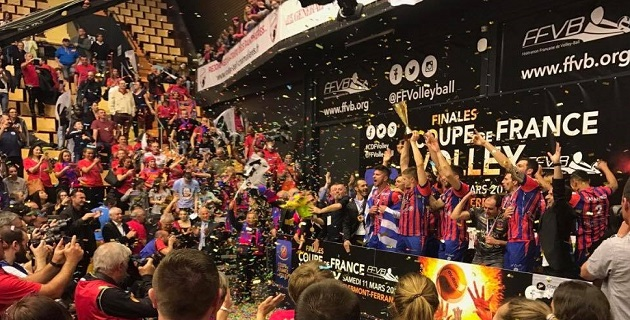 Coupe de France de volley-ball : Fantastique GFCA !