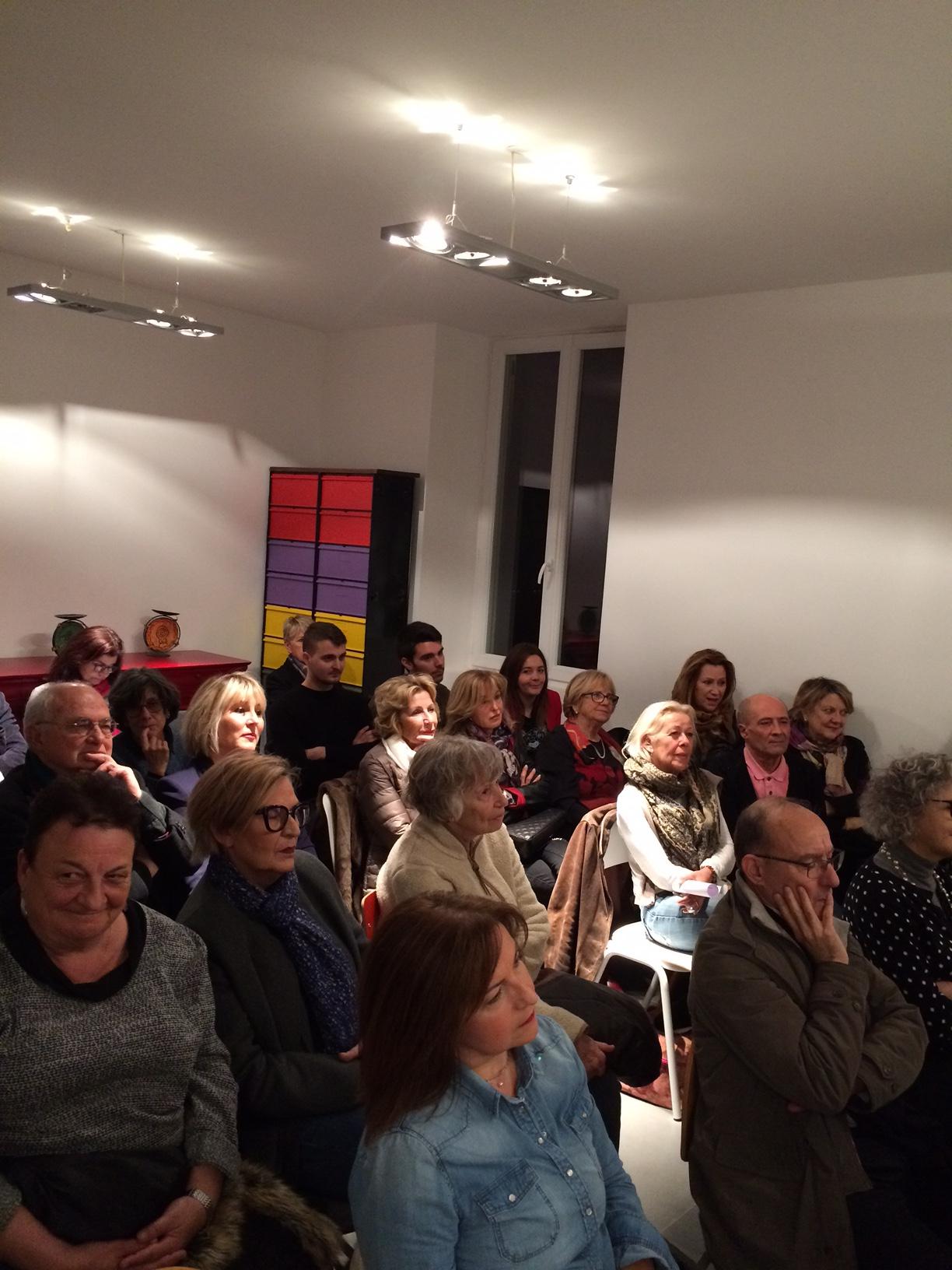 """Ville-di-Pietrabugno : """"Les femmes dans la littérature"""", thème d'un apéro-lecture très réussi"""