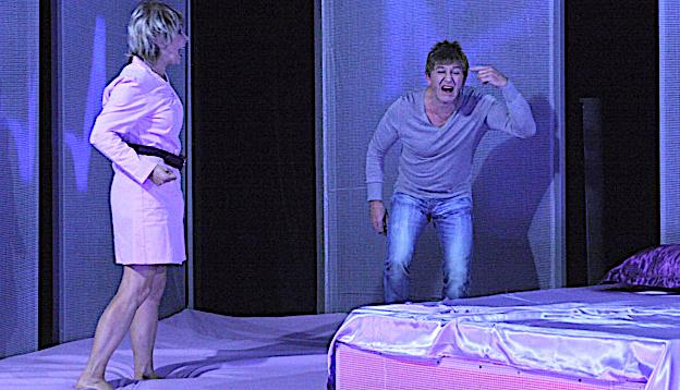 Bastia : Un « Occident » toujours dans l'air du temps à « La Fabrique de théâtre »