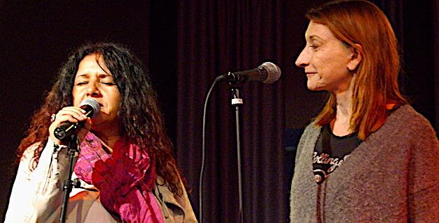 Bastia : Une belle rencontre au « Printemps des poètes »