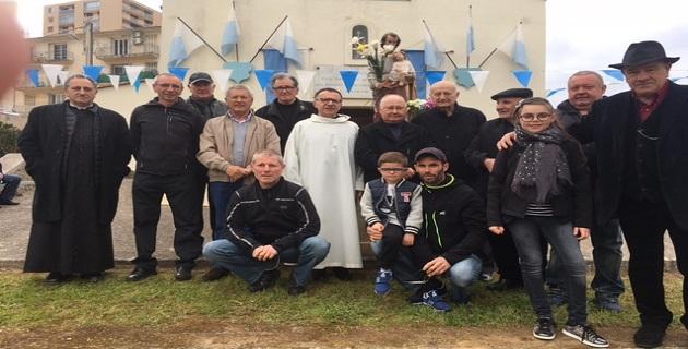La Saint Joseph fêtée à Ajaccio : Tradition respectée au quartier Aspretto