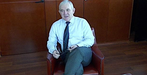 Législatives : François Orlandi candidat dans la 1ère circonscription de Haute-Corse