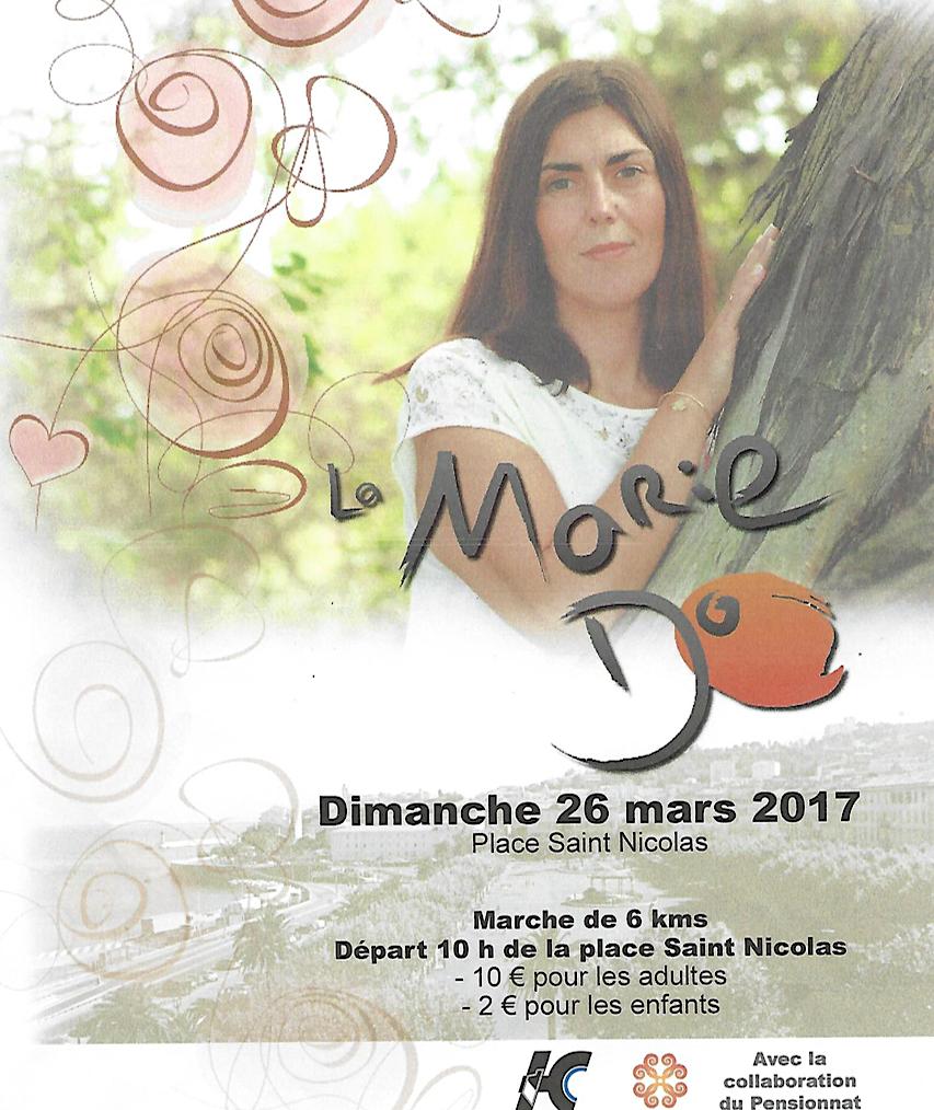 Bastia : Une marche en mémoire d'Armelle
