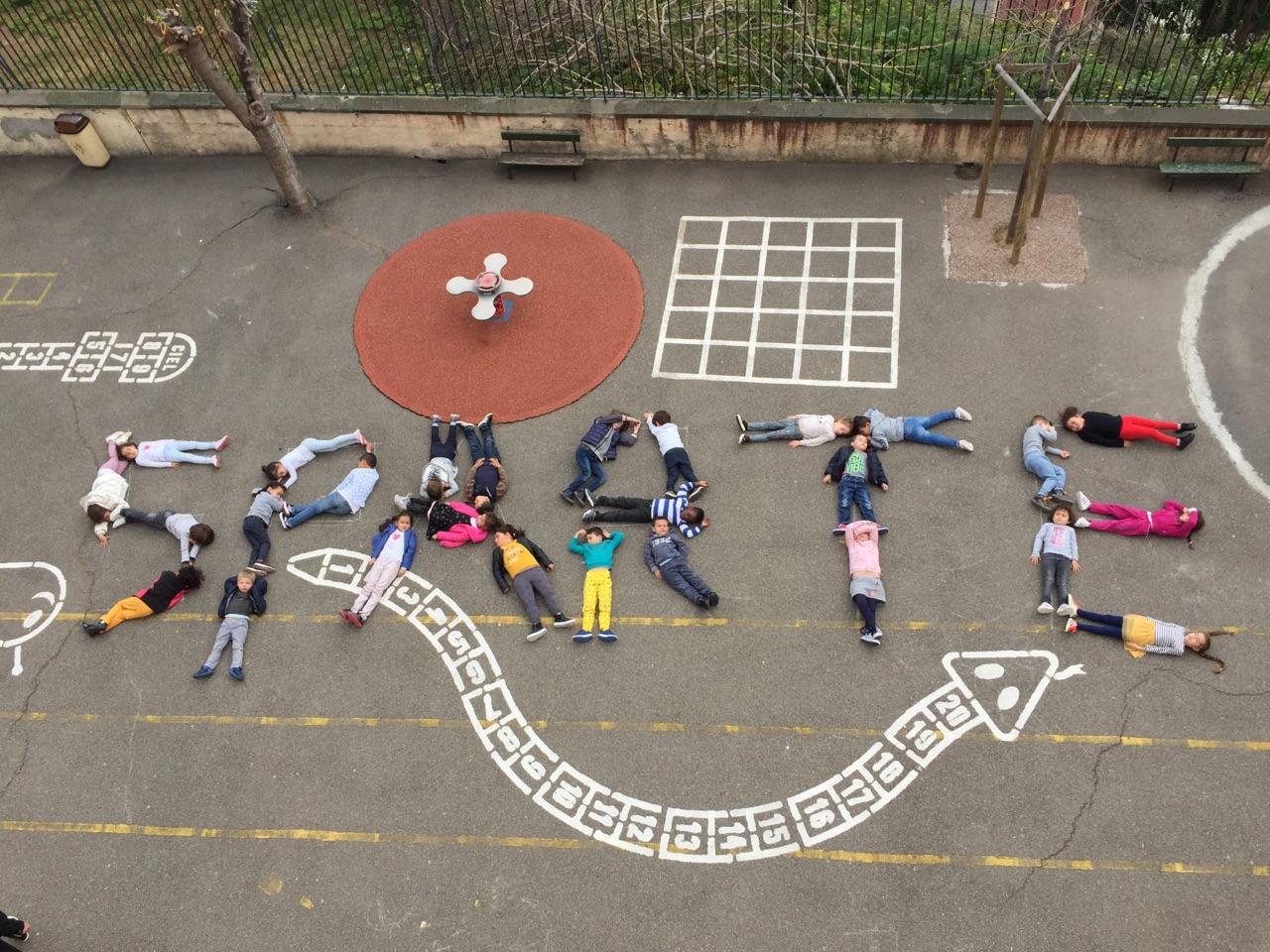 Bastia : La journée de la diversité de l'école maternelle Campanari