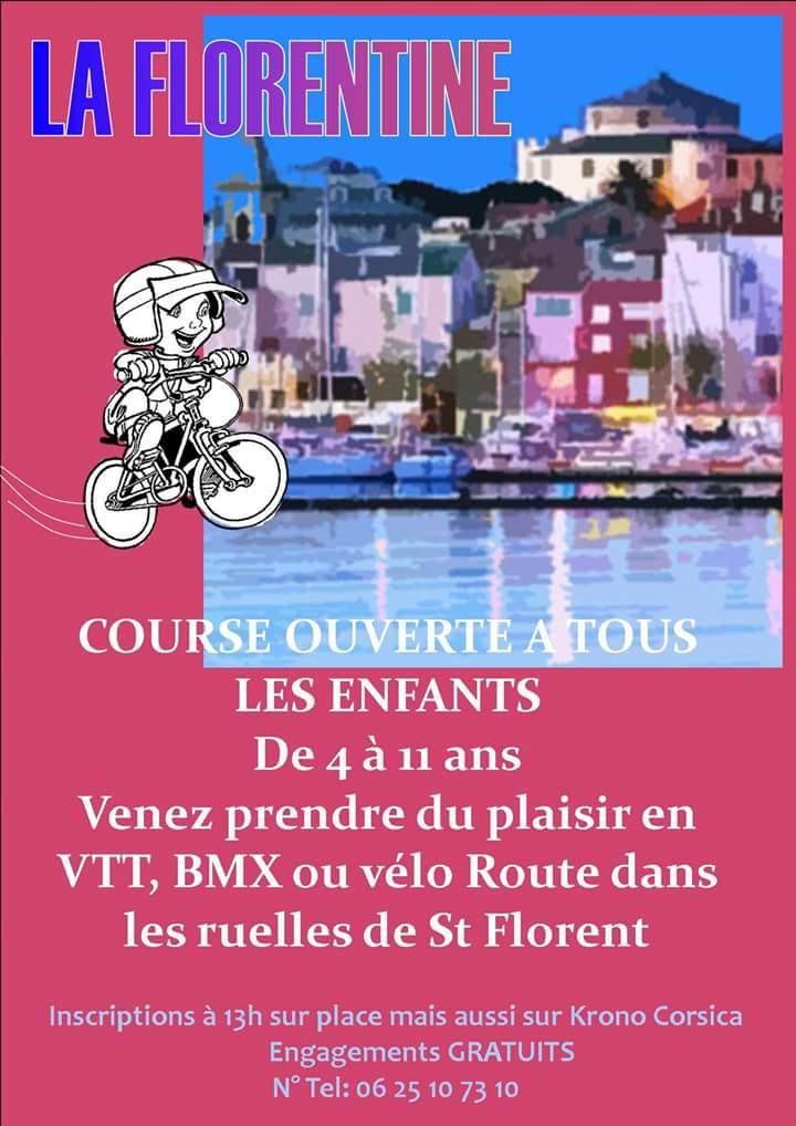Cyclisme : 2ème édition de « La Florentine »… à Saint-Florent !