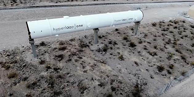 Concours d'idées international sur le projet de connexion entre la Corse et la Sardaigne par Hyperloop