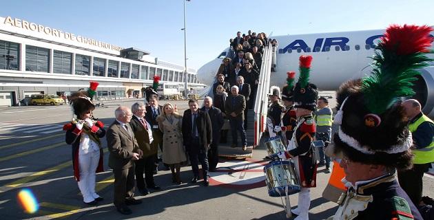 Air Corsica déploie ses ailes jusqu'à Charleroi-Bruxelles Sud