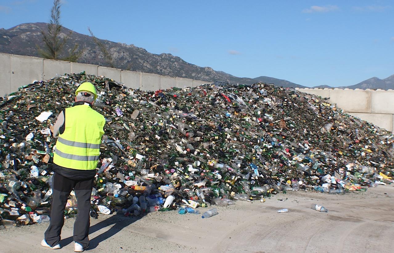 Tri et recyclage en Corse : vers de nouveaux horizons