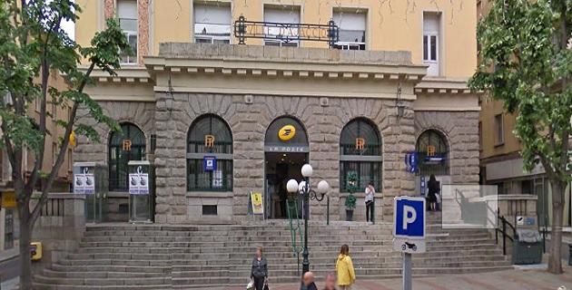 La poste d'Ajaccio Saint-Gabriel  se modernise : Travaux du 5 avril au 17 mai 2017