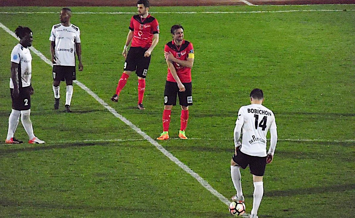 """Le CAB tient """"le choc"""" à Boulogne (0-0)"""