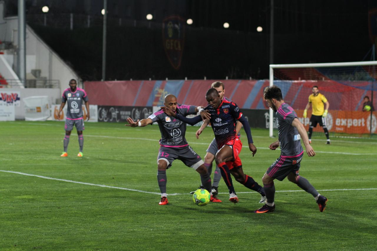 L'œil du technicien : GFCA-Bourg, le match vu par Baptiste Gentili