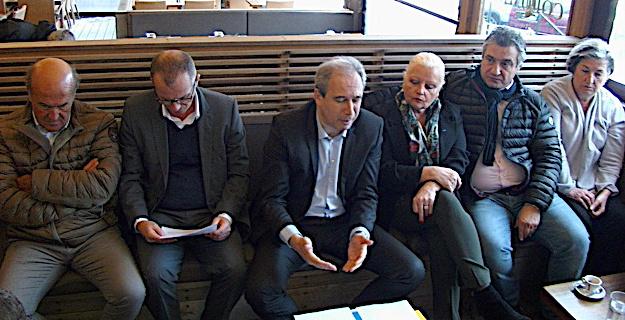 Bastia : Jean Zuccarelli adresse une  lettre aux candidats à la présidentielle
