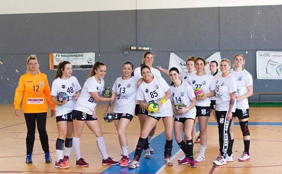 Handball féminin : Le HAC domine Cagnes