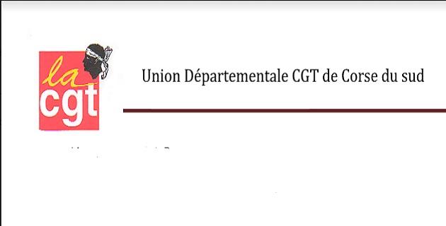 Soutien à André Paccou: La CGT appelle à un rassemblement devant le palais de justice de Bastia