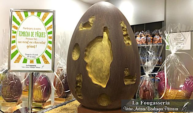 Calvi : Un œuf de Pâques de 8kg à gagner !