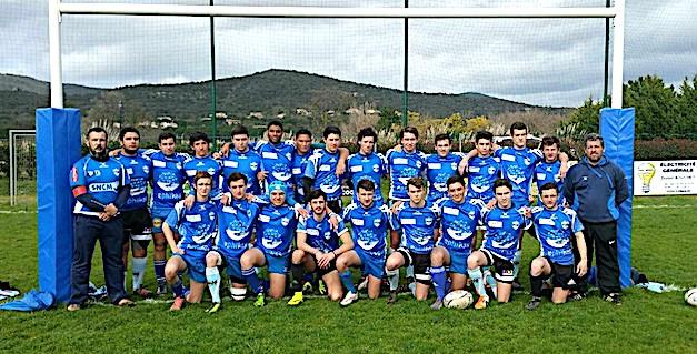 Rugby : A Squadra Corsa en route pour l'exploit !