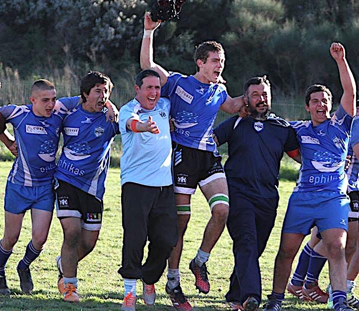 Rugby : A Squadra Corsa entre dans l'histoire…