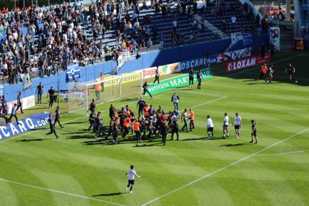 Sporting-Lyon : Les dirigeants prennent des mesures