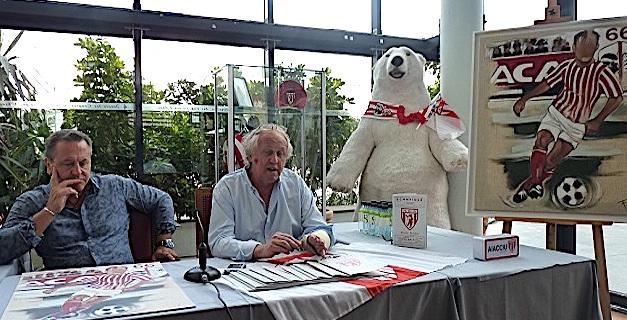 Vendredi, la grande fiesta au stade François-Coty  : ACA, cinquante ans déjà !