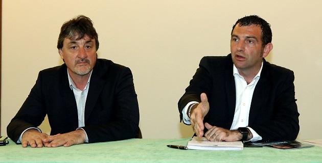 J.Baptiste Luccioni et J.Charles Orsucci