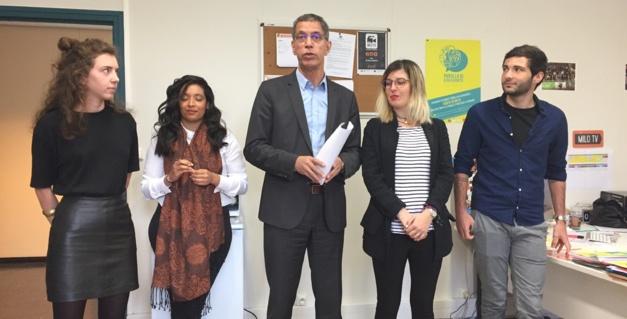 """""""Parolla di a ghjuventù"""" lancé à Bastia : La démocratie participative pour construire la Corse de demain"""