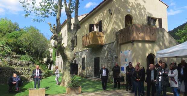 I Bagni di Petrapola, cumuna d'Isulacciu di Fium'Orbu, cura termale & spaziu di benistà.