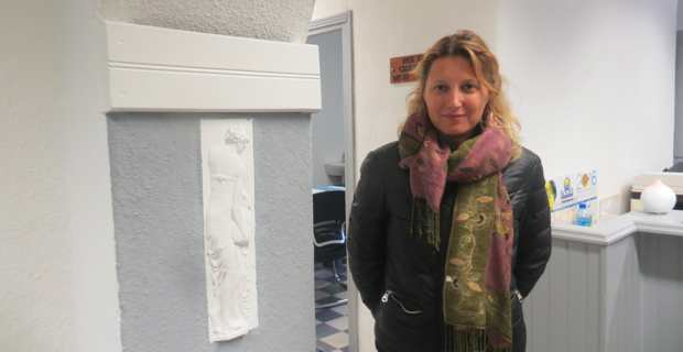 Vanina Piellucci, directrice de l'établissement thermal.