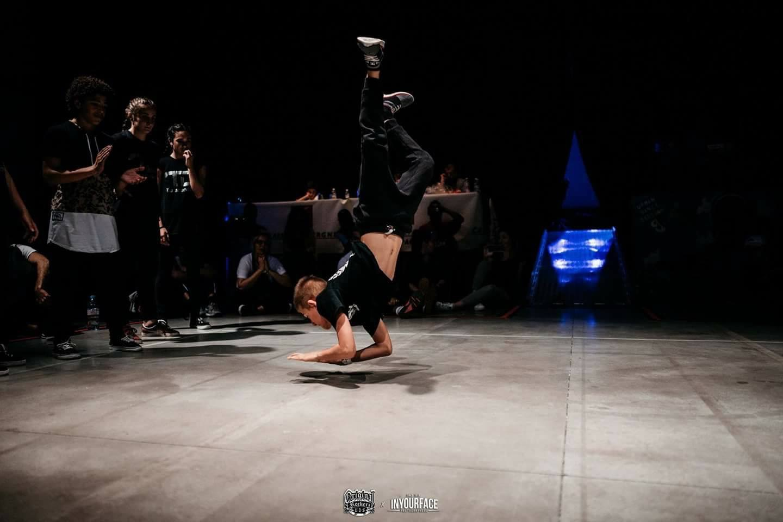 Les danseurs du Corsica Breaking se distinguent à Aubagne