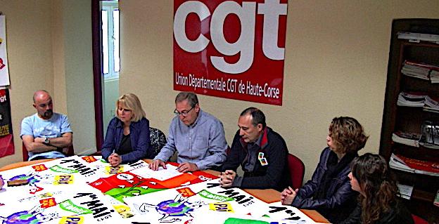 CGT : Un 1er mai sur fond de présidentielle