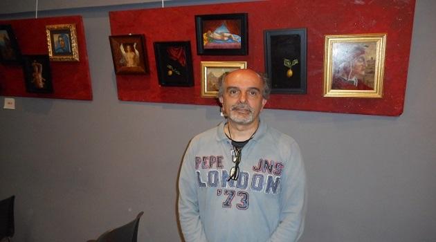LArtiste Mario Sepulcre