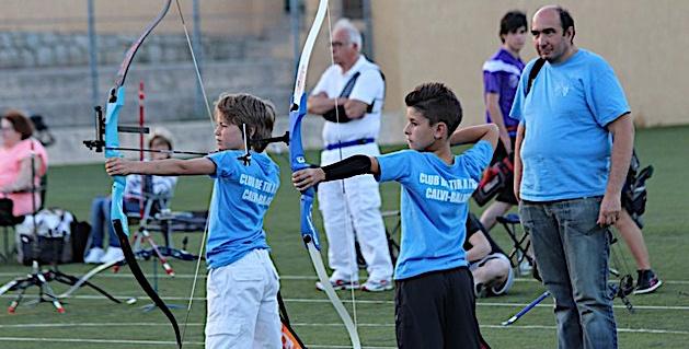 """Le Label """"Club FFTA-Citoyen du sport"""" décerné au Club de tir à l'arc de Calvi"""