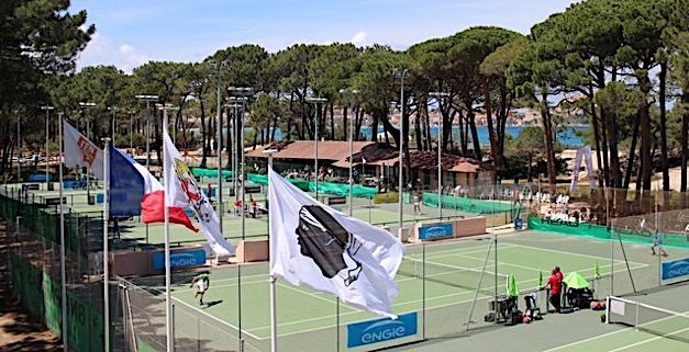 Le Tennis Club de Calvi à l'honneur