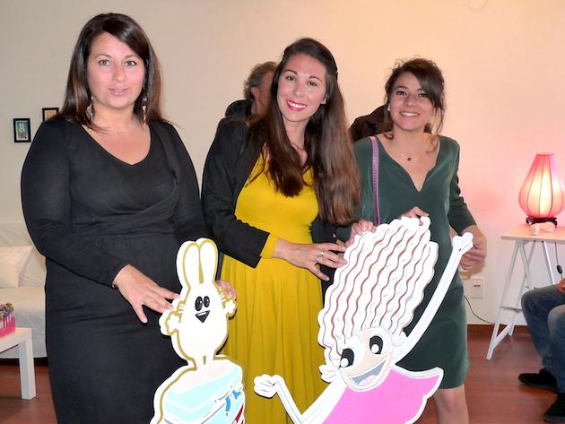 Les 3 jeunes créatrices