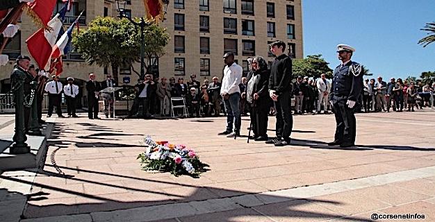 La Journée nationale du souvenir des victimes de la déportation