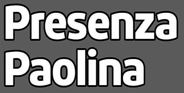 Presenza Paolina : Un Cercle avec les armes de la connaissance, de la culture et de la réflexion…