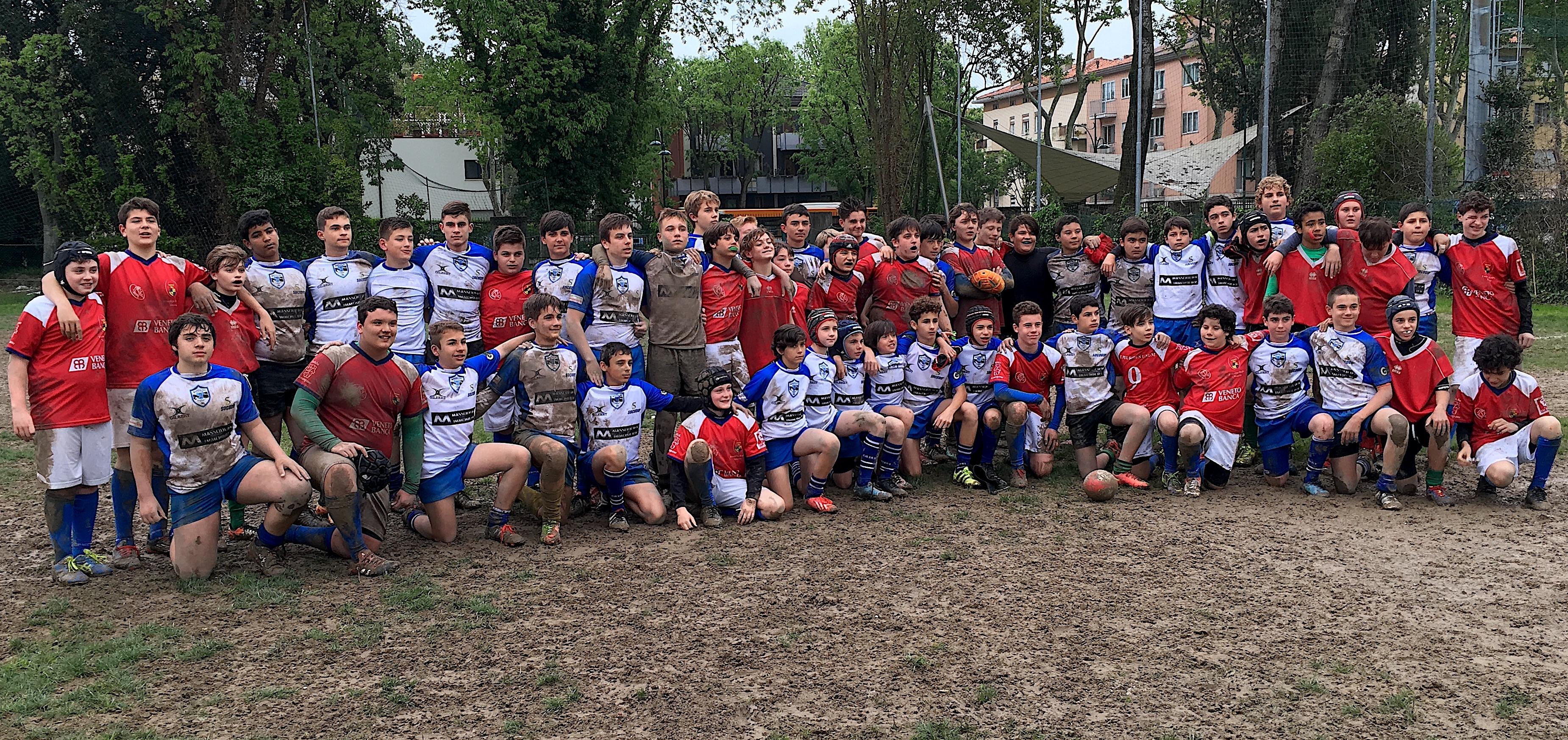 Belgique, Italie : Les jeunes rugbymen corses savent voyager