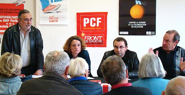 Ajaccio : Le Parti Communiste en ordre de marche pour les législatives