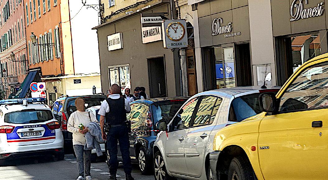 Bastia : Nouveau braquage contre une bijouterie du centre-ville