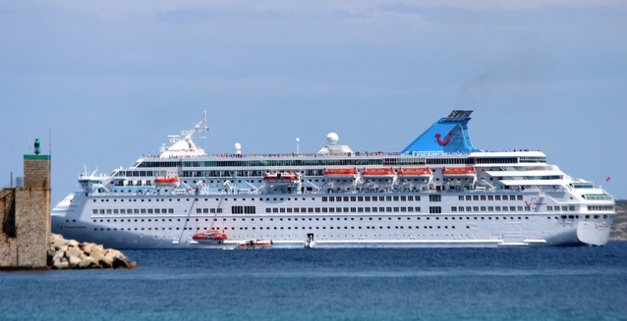 Un passager décède à bord d'un bateau de croisière entre Livorno et Calvi