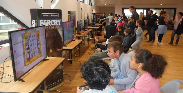 Premier Nustrale Gaming à Ajaccio: désenclaver les quartiers et favoriser la mixité  sociale
