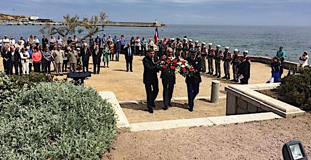L'Ile-Rousse célèbre le 72 anniversaire de la Victoire
