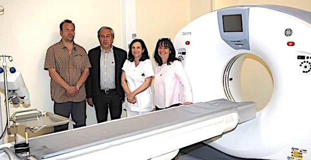 Scanner médical opérationnel le 17 mai au Centre Hospitalier Calvi-Balagne