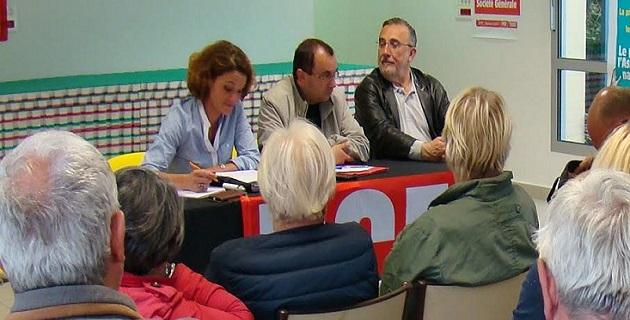 Ajaccio : Le PC en ordre de marche pour les législatives