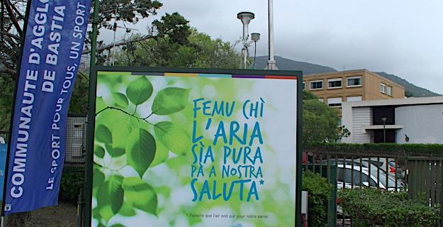Pollution : Qualitair installe une nouvelle station de mesures à Bastia